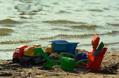 Ferientage am Meer