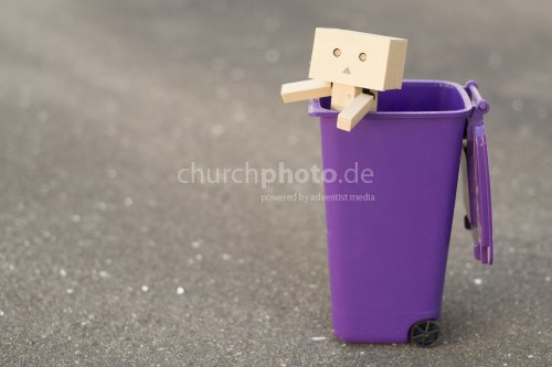 Nicht alles ist Müll