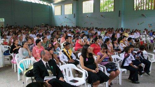 Auditorium for Adventist Event