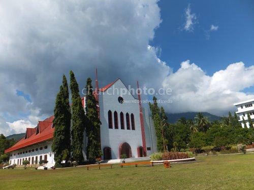 Adventistische Kirche -  Adventist Church