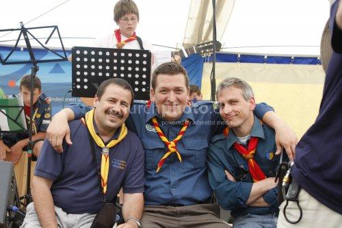 Jonathan Tejel, Miodrag Jovanovic, Wolfgang Dorn