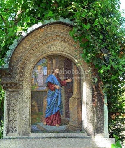 Jesus klopft an die Türe... - jesus knocking on the door