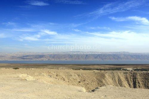 Dead See in Israel