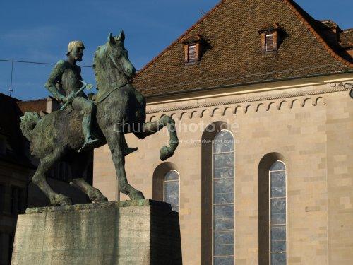 Hans Waldmann Statue