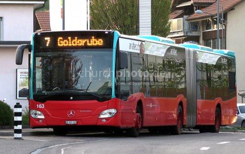 Bus zum Gold