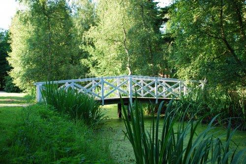 Die weiße Brücke