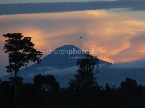Vulkan - volcano