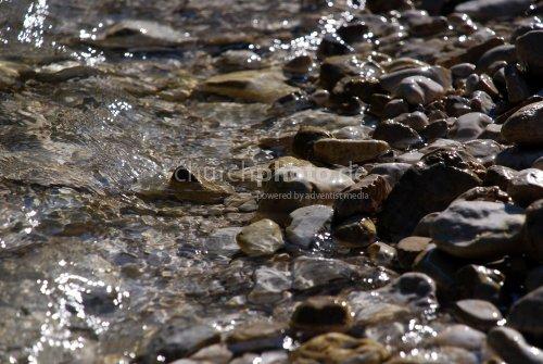 Flußsteine