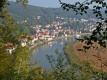 Neckar river valley