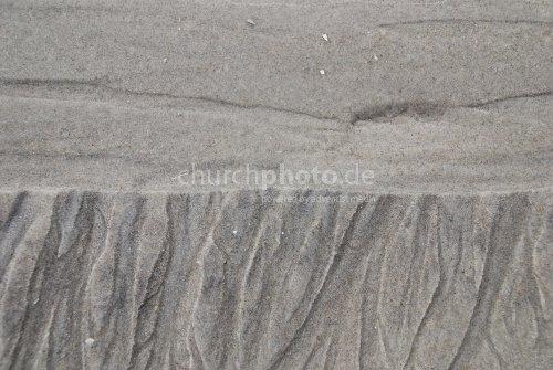 Wasser vs. Sand
