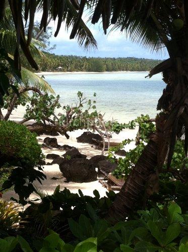 Strand von Aitutaki