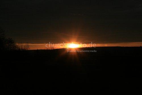 Sonnenaufgang-sunrise