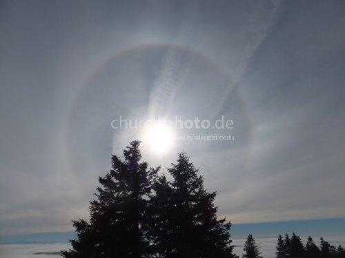 Runder Regenbogen -  round rainbow