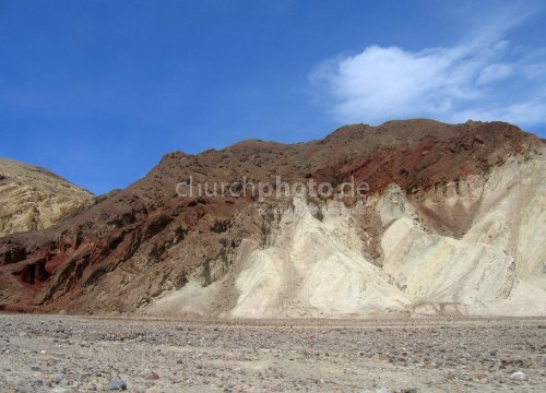 Death Valley - Badwater deepest Point in USA