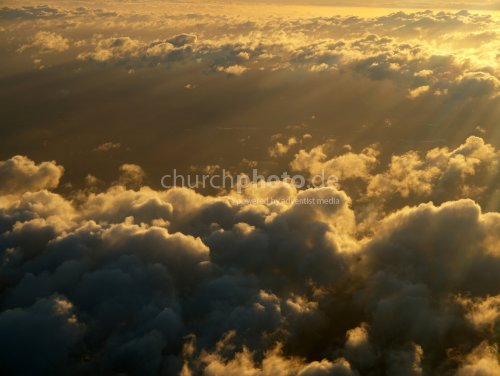 Clouds in the morning