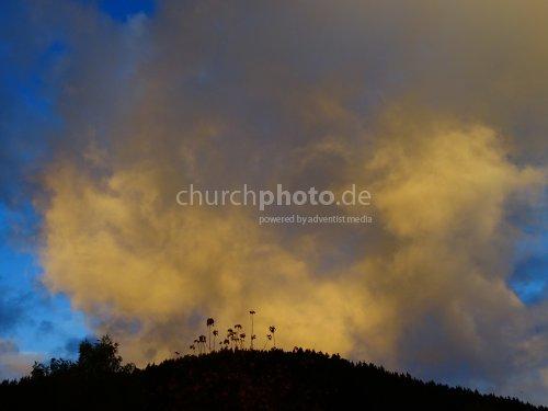 Feuerwolken - fire clouds