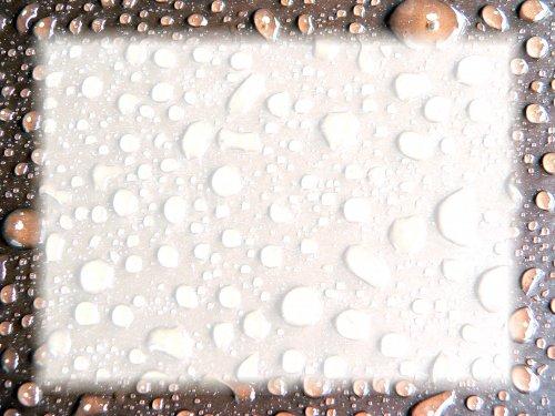 Regentropfen - Hintergrund