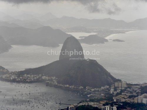 Zuckerhut Rio de Janeiro/Brasilien