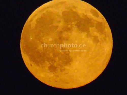 Mondaufgang - moonrise