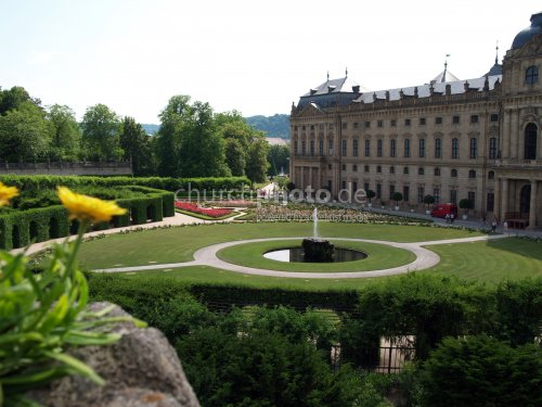 Wuerzburg Residence