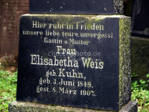 Oldest Jewish Cemetry in Germany
