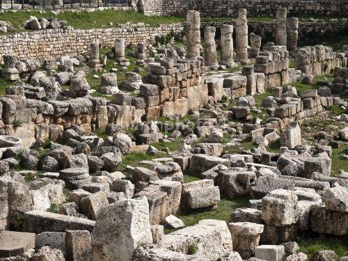 Ruins of Baalbek
