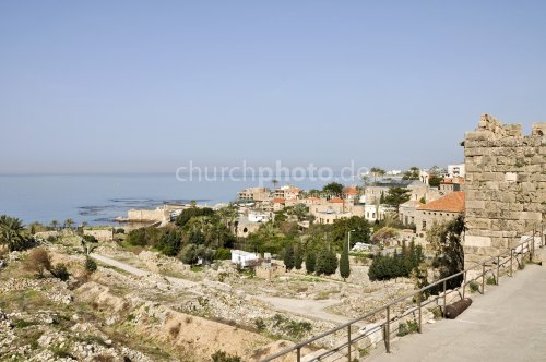 Discoveries in Byblos