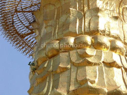 Bagoda in Burma