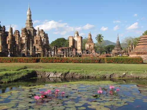 Historical Buddhist site