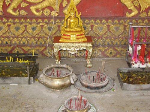 Wat Suang Dok temple
