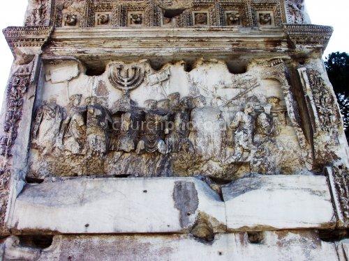 relief Arc of Titus