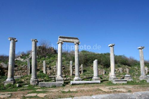 Ruins of Perge, Turkey