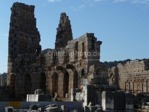Perge - Hellenistisches Tor