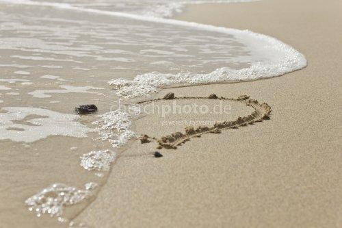 In love swept away