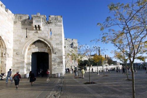 Jerusalem, The Jaffa Gate