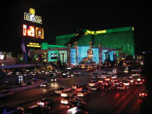 Las Vegas Boulevard witch