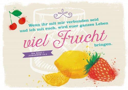 Viel Frucht