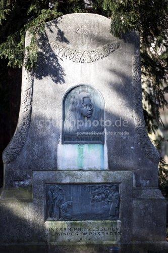 Prinzessin Sonnenschein - Gedenkstein