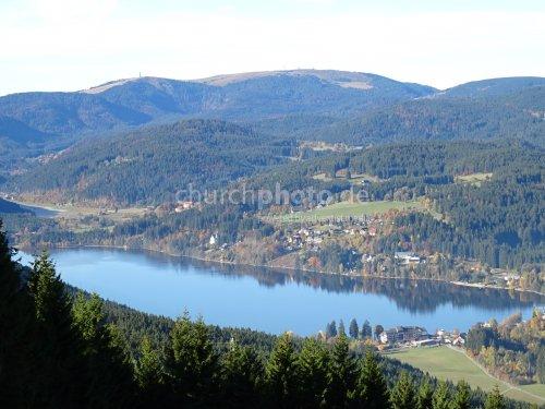 Schwarzwaldlandschafft, Black Forest countryside