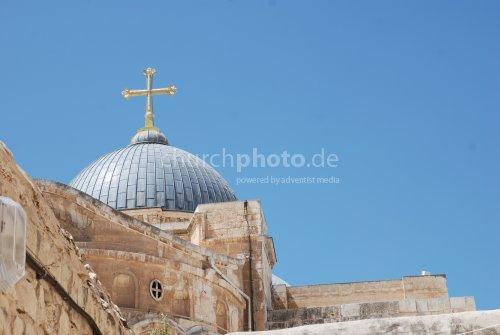 Kuppel der Grabeskirche