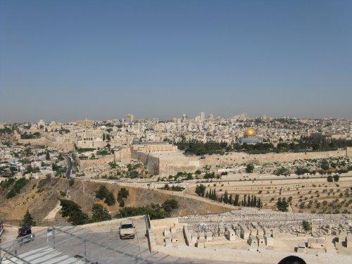 City of Jerusalem