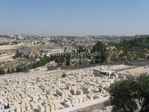 Gräber in Jerusalem