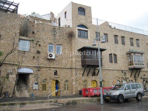 Eingang zur Altstadt von Jaffa