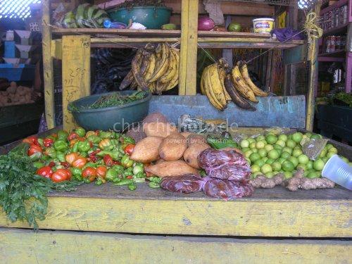 market Samana