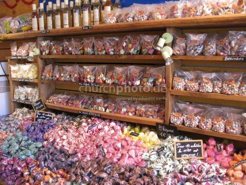 Süßwarenladen