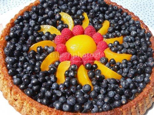 Leckerer Obstkuchen