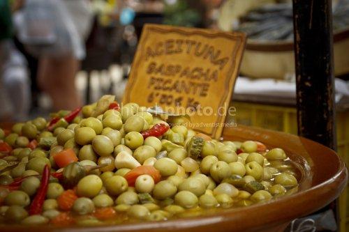 Bunter Mix Oliven