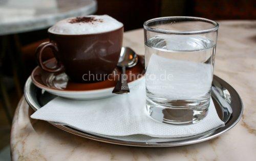 Water & coffee