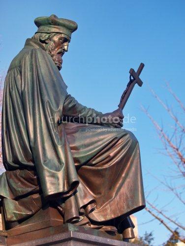 Reformation memorial - Jan Hus