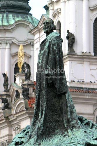 Jan Hus-Denkmal, Prag